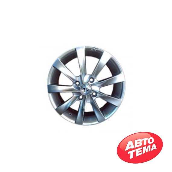 ZD WHEELS 389 GMF - Интернет магазин шин и дисков по минимальным ценам с доставкой по Украине TyreSale.com.ua