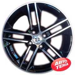 ZD WHEELS 835 BMF - Интернет магазин шин и дисков по минимальным ценам с доставкой по Украине TyreSale.com.ua