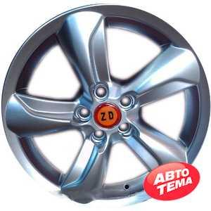 Купить ZD WHEELS 769 GMF R16 W7 PCD5x100 ET38 DIA63.4