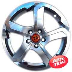 ZD WHEELS M332 HSMF - Интернет магазин шин и дисков по минимальным ценам с доставкой по Украине TyreSale.com.ua
