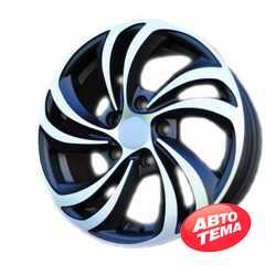 Купить ZD WHEELS 839 BMF R15 W6.5 PCD5x114.3 ET35 DIA72.6