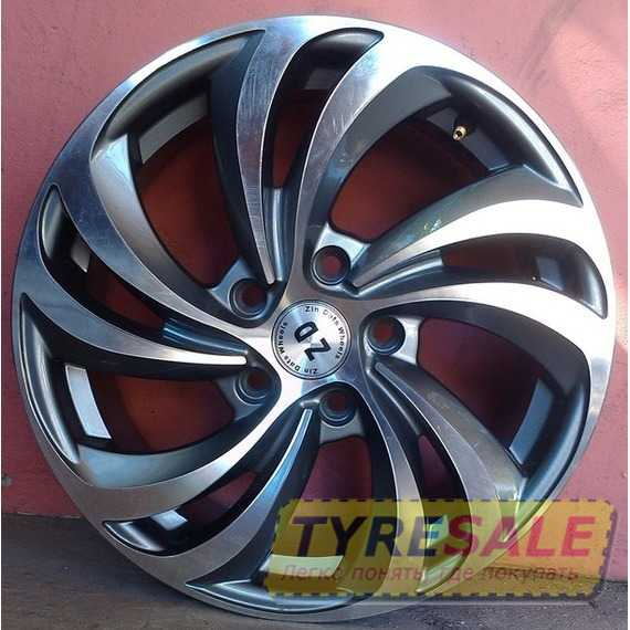 ZD WHEELS 839 GMF - Интернет магазин шин и дисков по минимальным ценам с доставкой по Украине TyreSale.com.ua