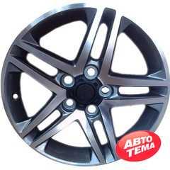 Купить ZD WHEELS 571 GMF R17 W8 PCD5x120 ET48 DIA72.6