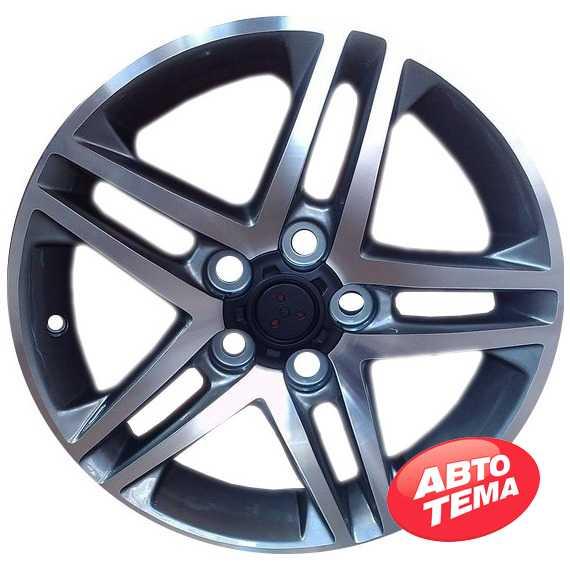 ZD WHEELS 571 GMF - Интернет магазин шин и дисков по минимальным ценам с доставкой по Украине TyreSale.com.ua
