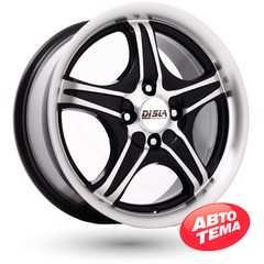 DISLA Star 311 BD - Интернет магазин шин и дисков по минимальным ценам с доставкой по Украине TyreSale.com.ua
