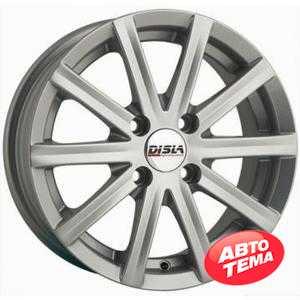 Купить DISLA Baretta 405 S R14 W6 PCD4x114.3 ET37 DIA67.1