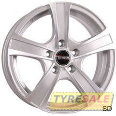 Купить TECHLINE 619 S R16 W6.5 PCD5x120 ET46 DIA65.1