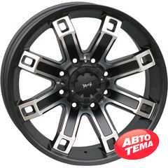 RS WHEELS Wheels SUV 816 J MSB - Интернет магазин шин и дисков по минимальным ценам с доставкой по Украине TyreSale.com.ua