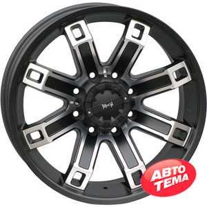 Купить RS WHEELS Wheels SUV 816 J MSB R20 W9 PCD8x165.1 ET18 DIA130.1