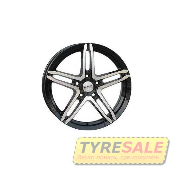 Купить RS WHEELS Wheels 5338 TL MB R16 W6.5 PCD5x105 ET38 DIA56.1