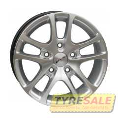 Купить RS WHEELS Wheels 244 HS R14 W6 PCD4x108 ET25 DIA65.1