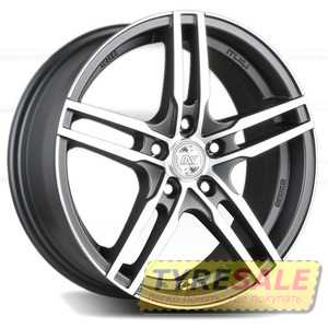 Купить RW (RACING WHEELS) H534 DDNF/P R17 W7 PCD5x112 ET45 DIA66.6