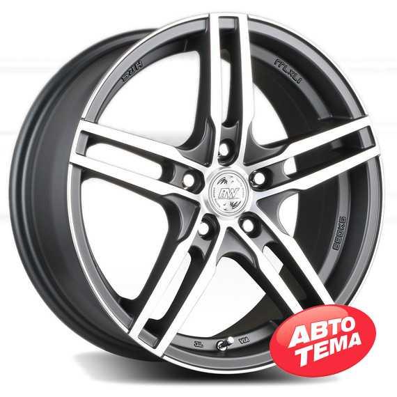 RW (RACING WHEELS) H534 DDNF/P - Интернет магазин шин и дисков по минимальным ценам с доставкой по Украине TyreSale.com.ua