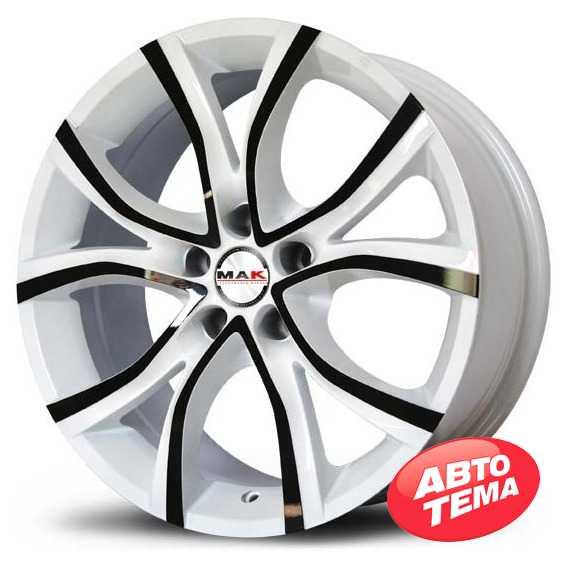 MAK Nitro White - Интернет магазин шин и дисков по минимальным ценам с доставкой по Украине TyreSale.com.ua
