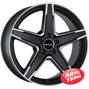 Купить MAK Stern ice black R18 W7.5 PCD5x112 ET48 DIA66.6