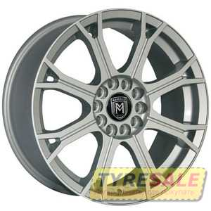 Купить MARCELLO MR-35 Silver R16 W7 PCD5x108/110 ET38 DIA73.1