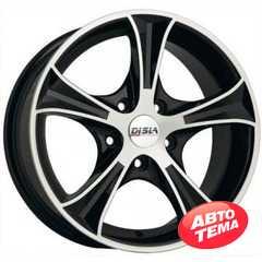 Купить DISLA Luxury 406 BD R14 W6 PCD5x100 ET37 DIA57.1