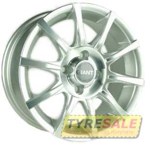 Купить GIANT GT 2031 S4 R14 W6 PCD4x100 ET35 DIA67.1