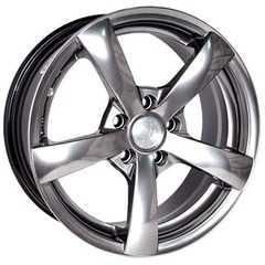 Купить RW (RACING WHEELS) H-337 HPT R13 W5.5 PCD4x98 ET38 DIA58.6