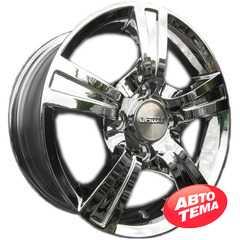 Купить LAWU LW 219 CH R15 W6.5 PCD4x114.3 ET35 DIA67.1