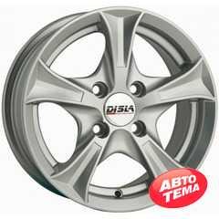 Купить DISLA Luxury 406 S R14 W6 PCD5x100 ET37 DIA57.1