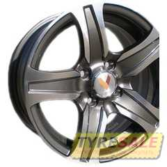 Купить LAWU YL 337 GP R14 W6 PCD4x100 ET35 DIA67.1