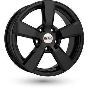 Купить DISLA Formula 503 Black R15 W6.5 PCD5x112 ET35 DIA57.1
