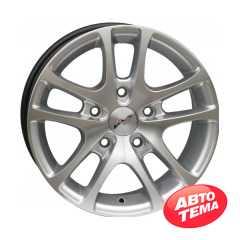 Купить RS WHEELS Wheels 244 HS R14 W6 PCD4x108 ET35 DIA63.4
