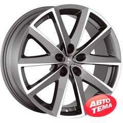 FONDMETAL 7600 Titanium Polished - Интернет магазин шин и дисков по минимальным ценам с доставкой по Украине TyreSale.com.ua