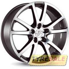 Купить FONDMETAL 7400 Titanium Polished R16 W7 PCD5x114.3 ET42 DIA67.1