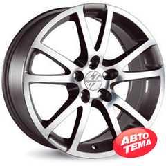 Купить FONDMETAL 7400 Titanium Polished R17 W7.5 PCD5x114.3 ET42 DIA67.1