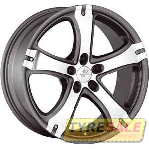 Купить FONDMETAL 7500 Titanium Polished R16 W7 PCD5x120 ET42 DIA72.6