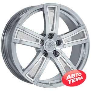 Купить FONDMETAL TECH6 Shiny Silver R18 W8 PCD5x120 ET40 DIA72.6