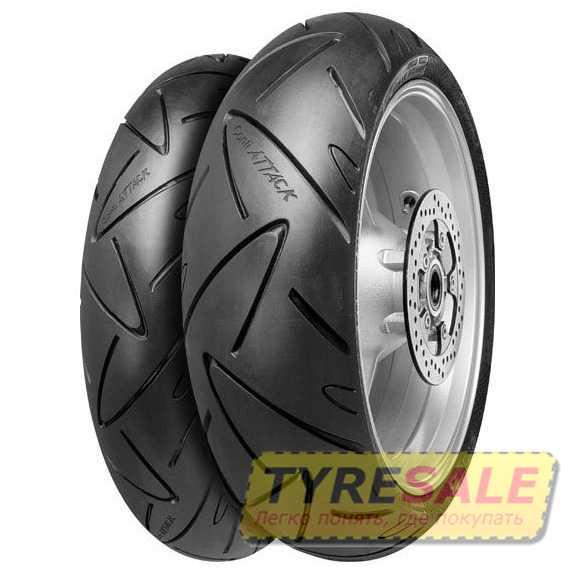 CONTINENTAL ContiRoadAttack 2 GT (Rear) - Интернет магазин шин и дисков по минимальным ценам с доставкой по Украине TyreSale.com.ua