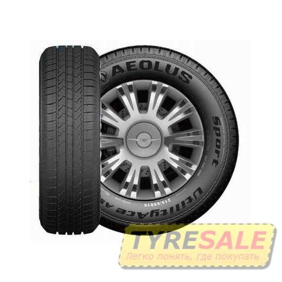 Летняя шина AEOLUS UtilityAce AS02 - Интернет магазин шин и дисков по минимальным ценам с доставкой по Украине TyreSale.com.ua
