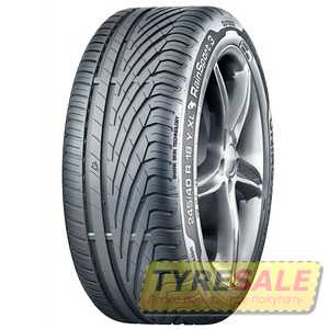 Купить Летняя шина UNIROYAL Rainsport 3 205/55R16 91V
