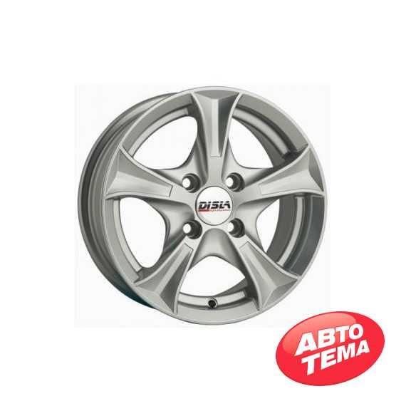 Купить DISLA LUXURY 506 S R15 W6.5 PCD5x100 ET35 DIA57.1