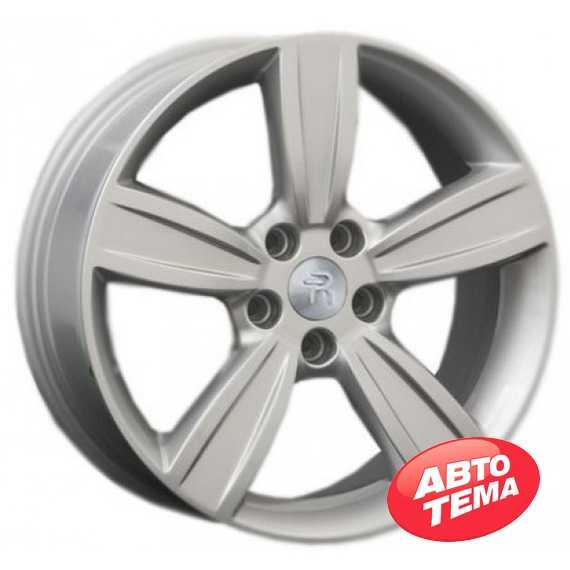 REPLICA Hyundai A-1107 Silver - Интернет магазин шин и дисков по минимальным ценам с доставкой по Украине TyreSale.com.ua