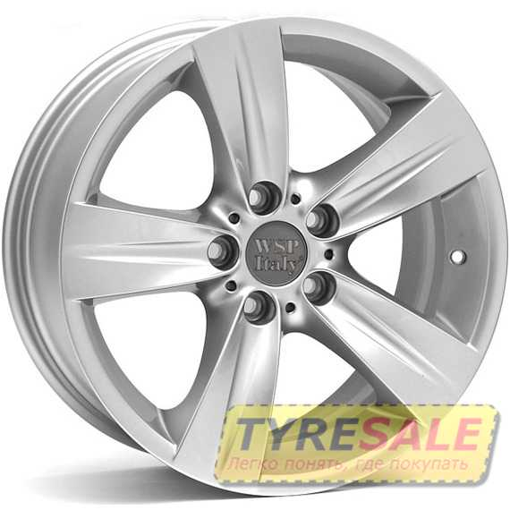 WSP ITALY W659 BMW Fabiana Silver - Интернет магазин шин и дисков по минимальным ценам с доставкой по Украине TyreSale.com.ua