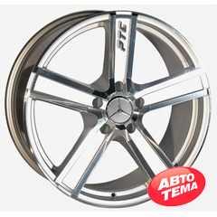 REPLICA Mercedes 537 SF - Интернет магазин шин и дисков по минимальным ценам с доставкой по Украине TyreSale.com.ua