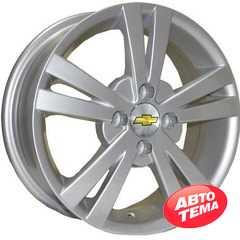 Купить REPLICA Chevrolet Z614 S R14 W5.5 PCD4x100 ET44 DIA56.6