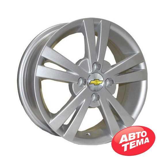 REPLICA Chevrolet Z614 S - Интернет магазин шин и дисков по минимальным ценам с доставкой по Украине TyreSale.com.ua