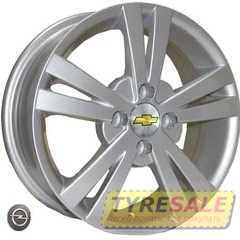Купить REPLICA Opel Z614 S R14 W5.5 PCD4x100 ET44 DIA56.6