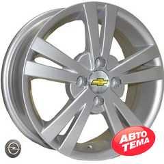 REPLICA Opel Z614 S - Интернет магазин шин и дисков по минимальным ценам с доставкой по Украине TyreSale.com.ua