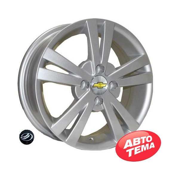 REPLICA Zaz (Forza) Z614 S - Интернет магазин шин и дисков по минимальным ценам с доставкой по Украине TyreSale.com.ua
