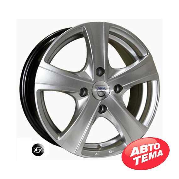 REPLICA Hyundai 9504 HS - Интернет магазин шин и дисков по минимальным ценам с доставкой по Украине TyreSale.com.ua