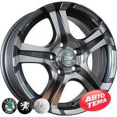 REPLICA Peugeot 745 EP - Интернет магазин шин и дисков по минимальным ценам с доставкой по Украине TyreSale.com.ua