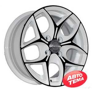 Купить ZW 3206 CAW-P-B R13 W5.5 PCD4x98 ET25 DIA58.6