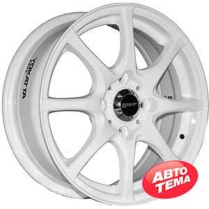 Купить YOKATTA RAYS YA 1007 W R15 W6 PCD5x100 ET38 DIA67.1