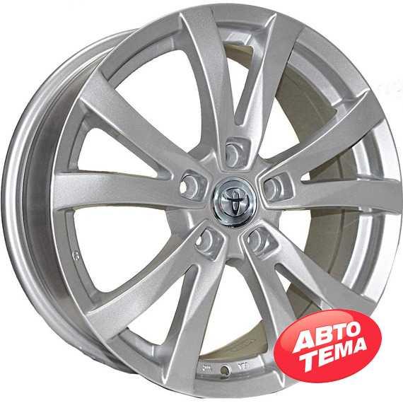 REPLICA Toyota 7336 SIL - Интернет магазин шин и дисков по минимальным ценам с доставкой по Украине TyreSale.com.ua